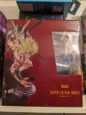 Dragon ball z broly for Sale in Fresno, CA