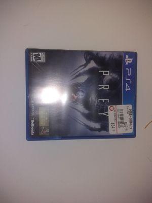 PS4 Game - Prey for Sale in Pensacola, FL
