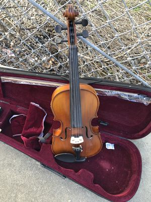 Electric acoustic violin 🎻 4/4 full size for Sale in Tracy, CA