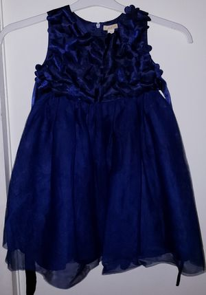 The Children's Place Navy Pageant Holiday Party dress 4T for Sale in Newport News, VA
