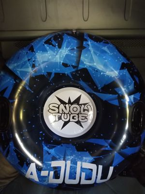 A-DUDU SNOW TUBE for Sale in Wayland, MI