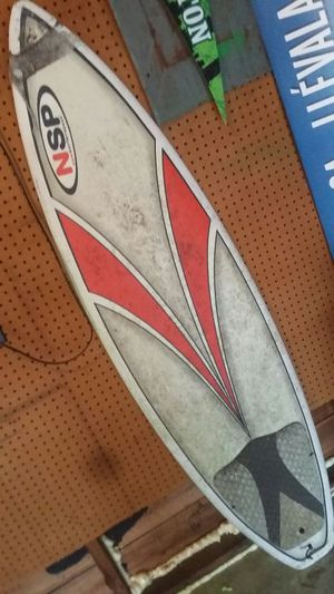 Surfboard - nsp (new surf project) manufactured in 1994. for Sale in Houston, TX