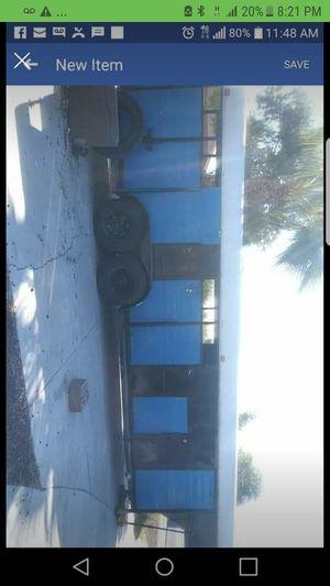 4horse gooseneck trailer for Sale in Las Vegas, NV