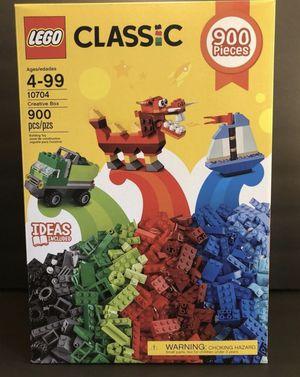 LEGO Clasic 900 pieces for Sale in Alexandria, VA