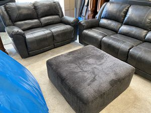 """⭐️⭐️Brand new """"✨Ashley furniture """"✨couch set💫 for Sale in Raleigh, NC"""