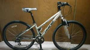 Mountain bike 26 inch wheel 21-speed adult size small Shimano Haro for Sale in Gig Harbor, WA