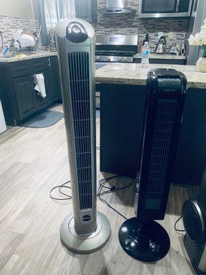 LASKO 4 feet tower fan good conditions works great for Sale in Bakersfield, CA