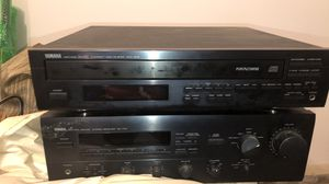 Yamaha stereo system for Sale in Stow, MA