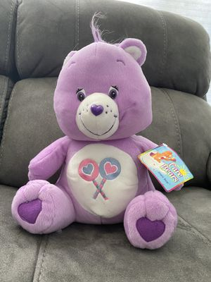 Care Bear Share Bear Plush NOT FREE BEST OFFER for Sale in Miami, FL
