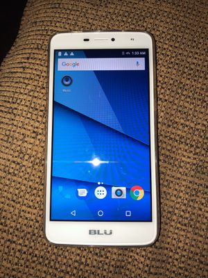 This is a brand new phone I repeat a brand new BLU cell phone for Sale in Dublin, GA