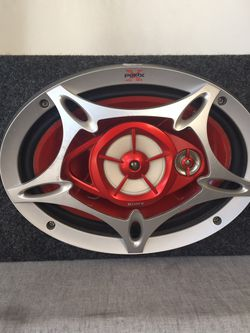 """Sony Xplod Car Speaker 8""""x 12"""" Great Condition . for Sale in Lynwood,  CA"""