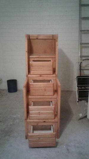 drawers staircase for twin beds. for Sale in Laveen Village, AZ