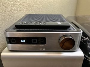Elac Integrated Amplifier, 7 Analog and Digital Inputs for Sale in Carlsbad, CA