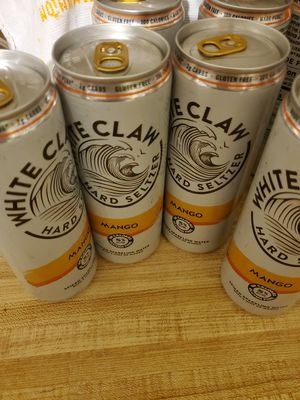 White claw for Sale in HUNTINGTN BCH, CA