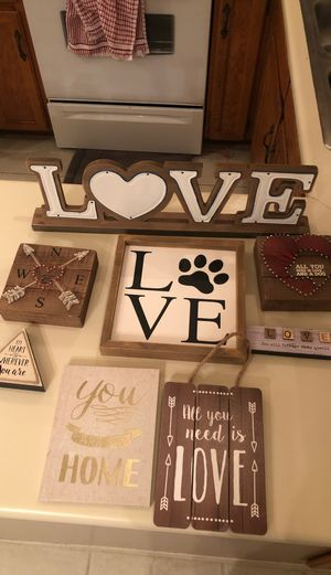Assorted Home Decor for Sale in Chandler, AZ