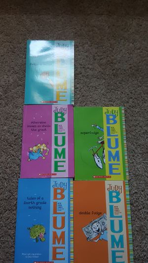 Judy Blume for Sale in Detroit, MI