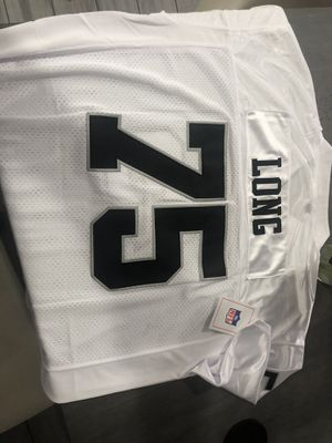 Raiders Howie Long 75 jersey XL for Sale in Glendora, CA
