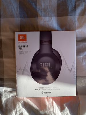 Jbl Everest 710 Bluetooth headphones for Sale in Plainfield, IL