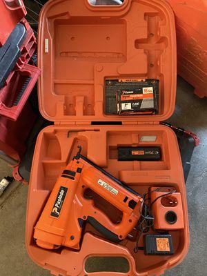 Paslode 16ga nail gun for Sale in Murrieta, CA