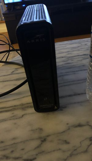 Arris premium Modem and Router 2 in 1 for Sale in New York, NY