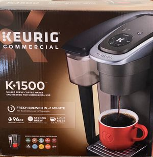 Keurig K1500 Commercial Coffee Maker Brand New for Sale in San Diego, CA