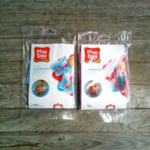Play Day Swimming Armbands Floaties Bundle for Sale in Cherryvale, KS