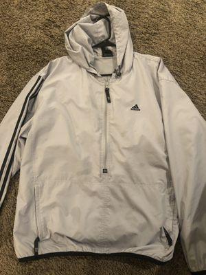 Adidas pullover windbreaker for Sale in Fresno, CA