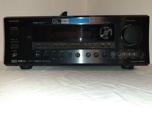 Onkyo tx sr603x for Sale in North Chicago, IL