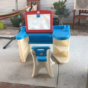 Desk And Chair Kids for Sale in Escondido, CA