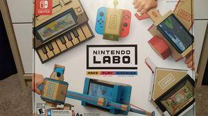 Nintendo Labo Toy-Con 01 Variety Kit - Nintendo Switch for Sale in Phoenix, AZ