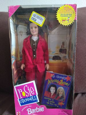 rosie o'donell's barbie for Sale in Fontana, CA