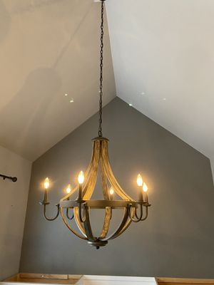 Brand new chandelier lighting for Sale in Puyallup, WA