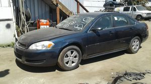 Parting Out - 2009 Chevy Impala LT 3.5 for Sale in Tacoma, WA