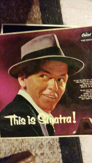 Frank Sinatra and the Julie Garland record for Sale in Ocala, FL