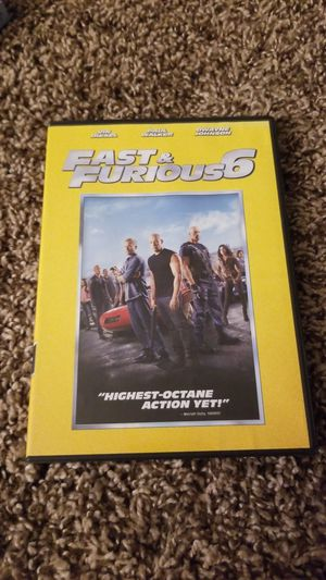 Fast & Furious 6 for Sale in Riverside, CA