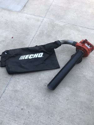 Echo leaf vac WORKS GREAT! for Sale in New Lenox, IL