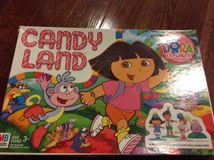 Candy Land Board Game - toy for Sale in Germantown, MD