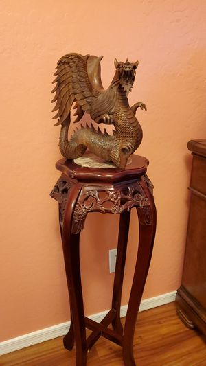 Vintage tall stand for Sale in Glendale, AZ