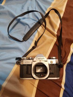 Canon AE1 AE-1 35mm film camera BODY* (OBO) for Sale in Delano, CA