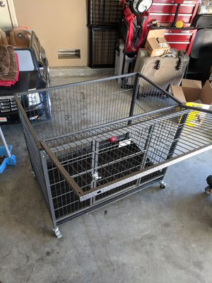 "Homey 37"" Pet Dog Kennel for Sale in HILLTOP MALL, CA"