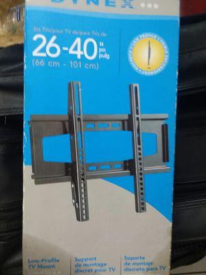 Dynex low profile tv wall mount. for Sale in Abilene, TX
