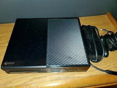 Xbox one 500gb . Black