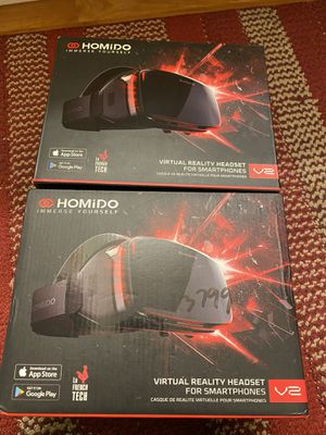 Virtual Reality Headset For Smartphones for Sale in Kent, WA