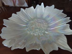 Large decorative serving plate for Sale in Wildomar, CA