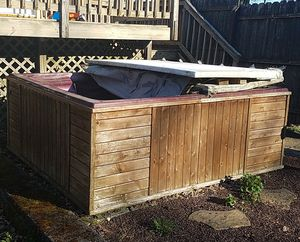 Hot tub for Sale in Cogan Station, PA