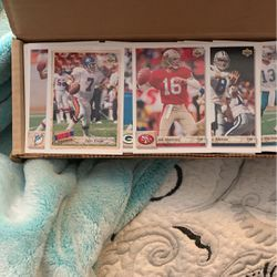 Upperdeck 1992 Football Cards for Sale in Pompano Beach,  FL