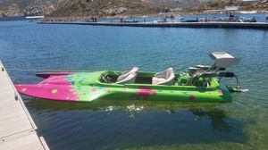 Boat / Jet boat / BBC 454 / SANGER for Sale in Lakeside, CA