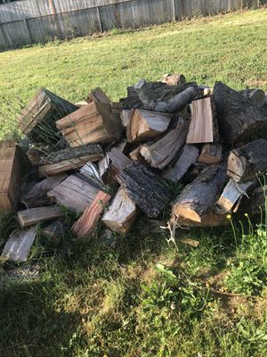 Chopped wood for Sale in Edgewood, WA