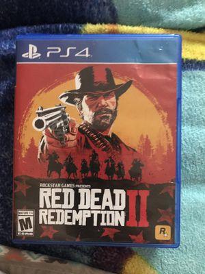 Red Dead Redemption 2. Battlefield 5. for Sale in Denton, GA