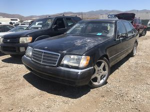 1999 MERCEDES S500 FOR PARTS for Sale in San Diego, CA